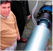 Descalcificador Aquasonic