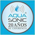 Aquasonic experiencia 20 años