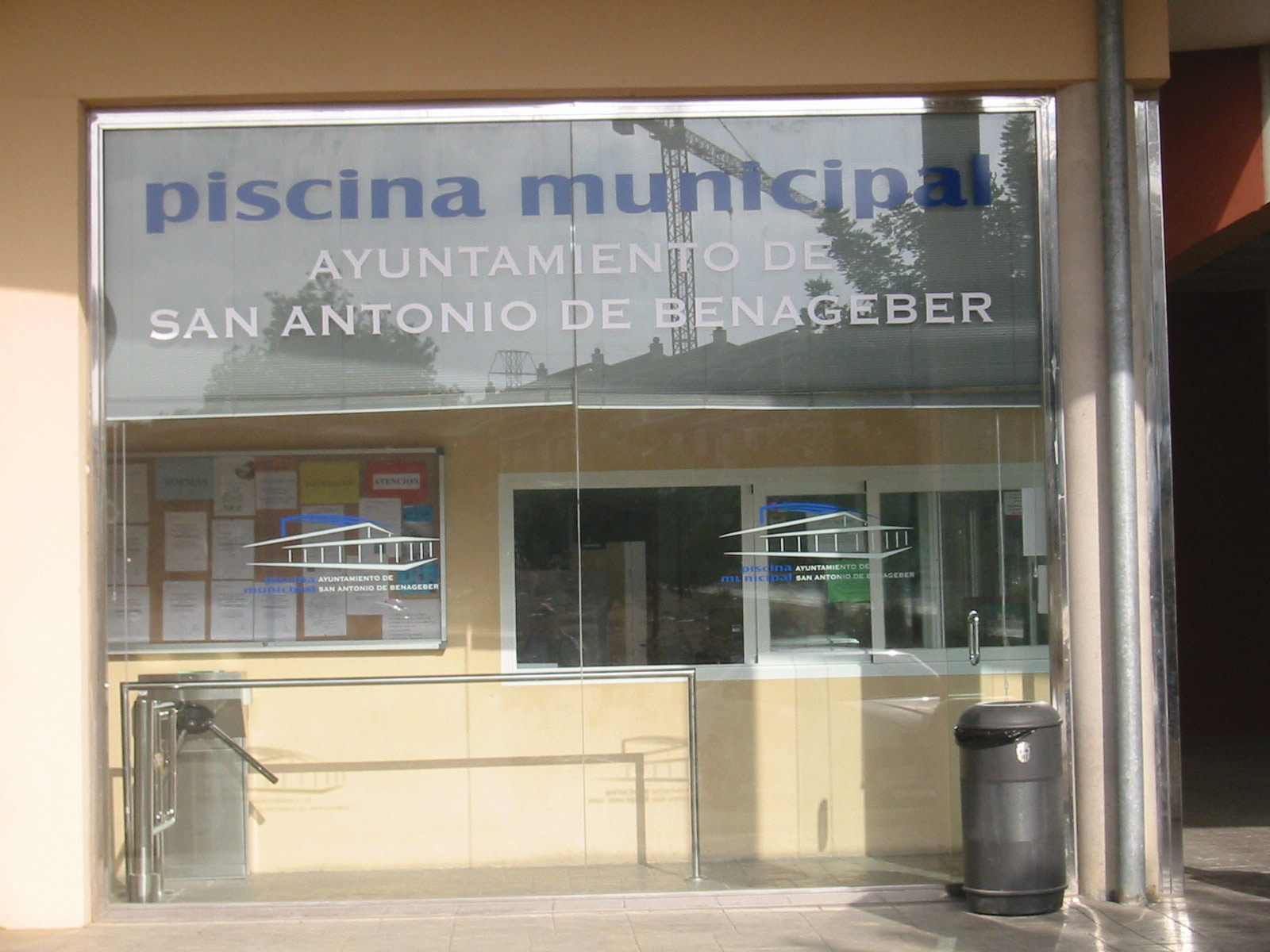 antical piscina municipal