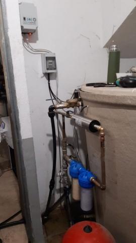 descalcificador electronico cuenca