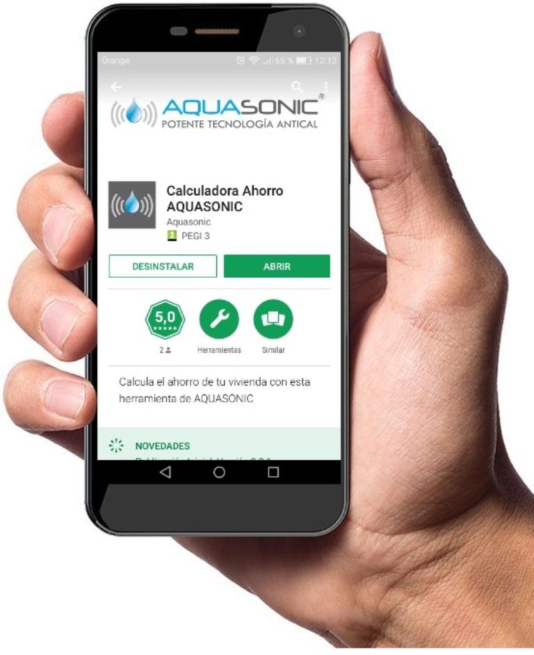 AQUASONIC App