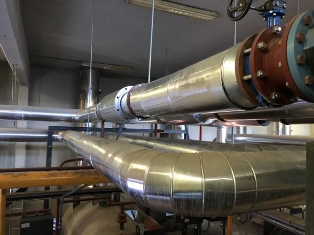 Descalcificador industrial calderas